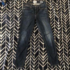 Frame denim Lehigh skinny jeans